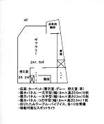 協同組合タッケン美術展示館(青森市民美術展示館) 4階平面図
